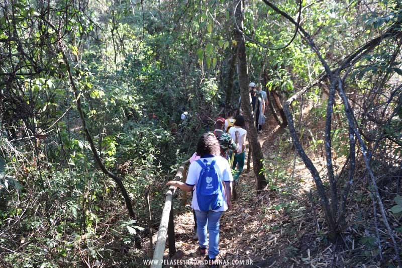 Parque Estadual Serra Verde - Trilhas Guiadas