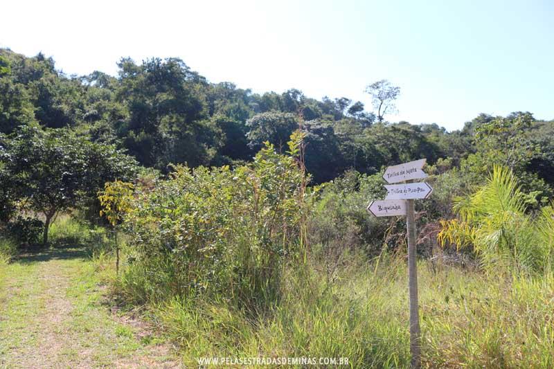 Trilhas do Parque Estadual Serra Verde