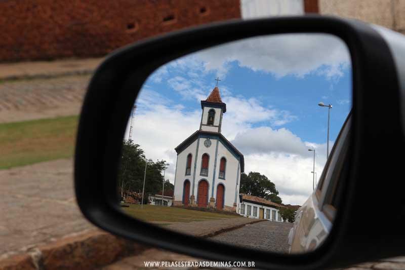 Igreja Nossa Senhora do Rosário dos Negros - Santa Bárbara - MG