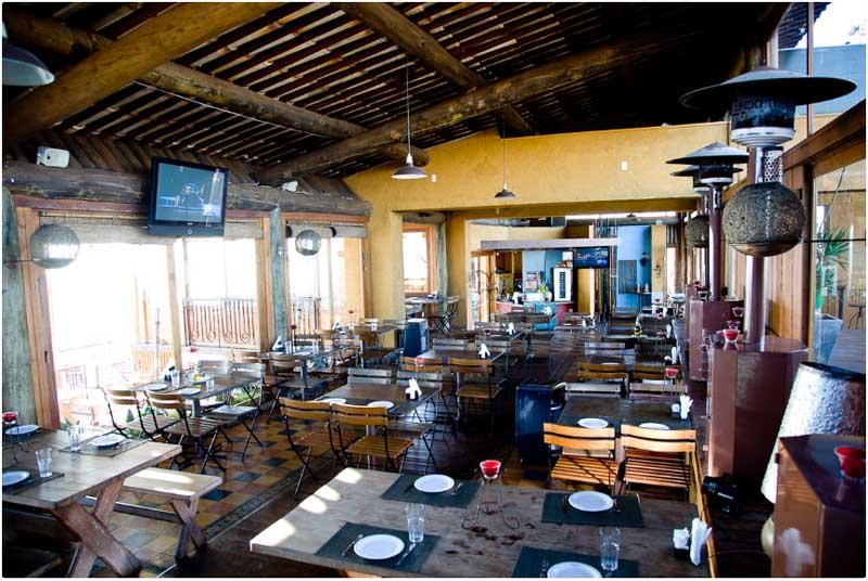 Restaurante Topo do Mundo - Serra da Moeda | Foto: Site Topo do Mundo