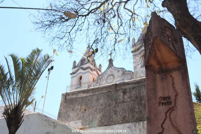 Igreja Matriz Nossa Senhora da Conceição de Raposos - Estrada Real