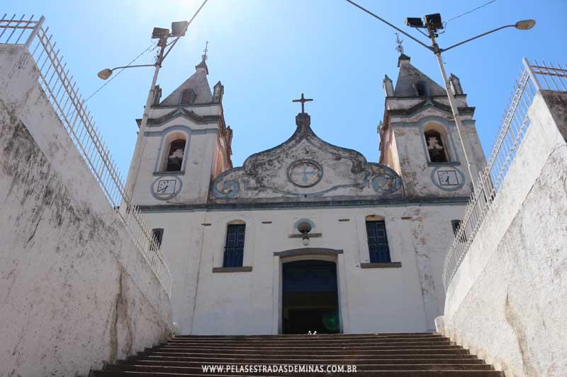 Igreja Matriz Nossa Senhora da Conceição de Raposos - MG