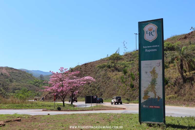 Raposos - MG - Caminho Sabarabuçu da Estrada Real