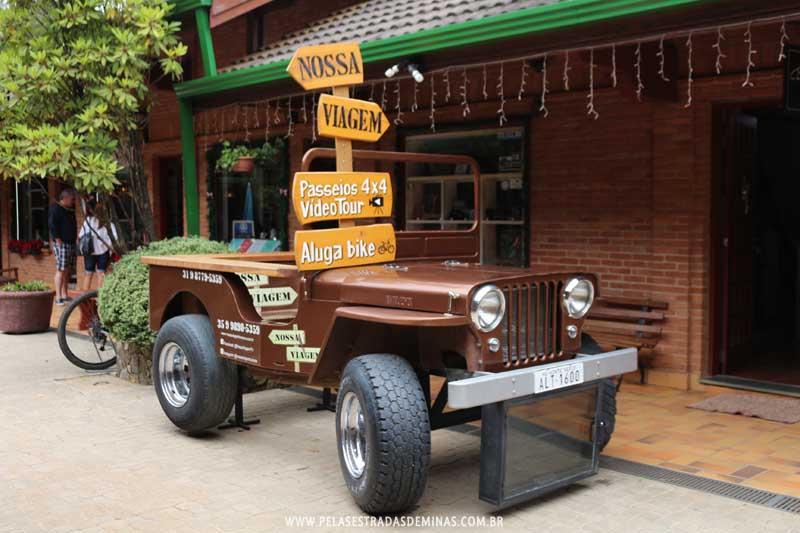 Agência Nossa Viagem Turismo - Monte Verde - MG