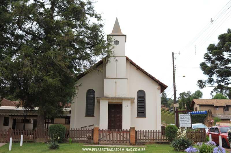 Igreja Batista de Monte Verde - MG