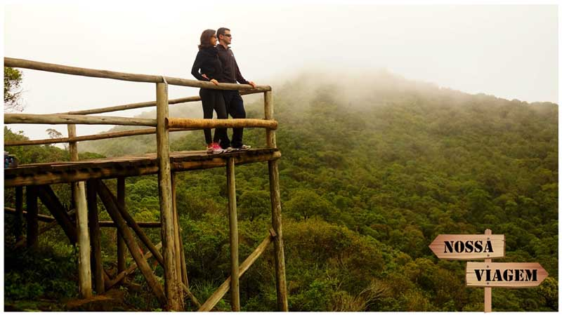 Mirante Pedra Redonda - Monte Verde - MG || Foto: Marcos Alain