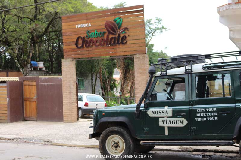Fábrica Sabor Chocolate - Monte Verde - MG