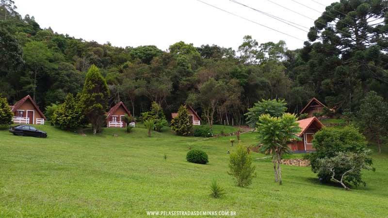 Pousada Chalés da Fazenda Samambaias - Monte Verde - MG