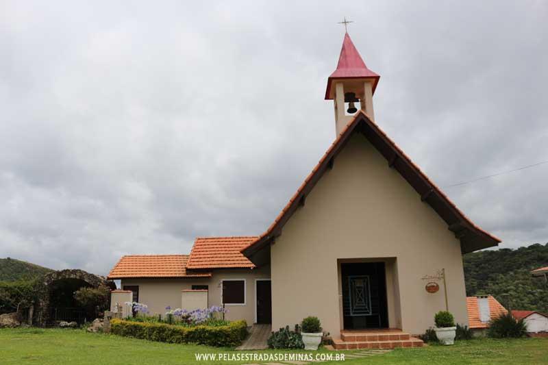 Presépio São Francisco de Assis - Monte Verde - MG