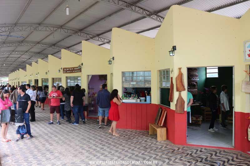 Centro Municipal de Artesanato - Soledade de Minas