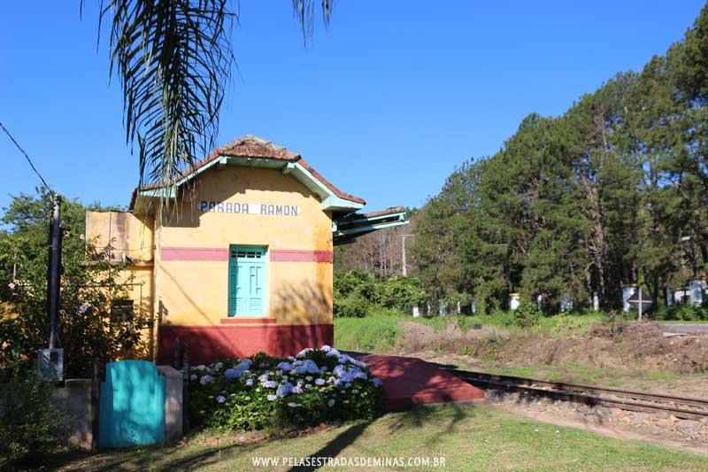 Estação Parada Ramon - São Lourenço - MG