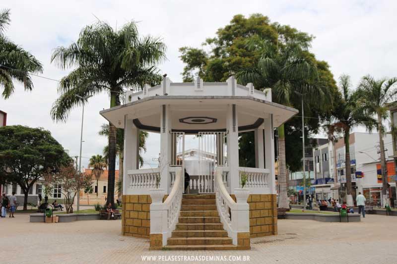 Três Corações Minas Gerais fonte: pelasestradasdeminas.com.br