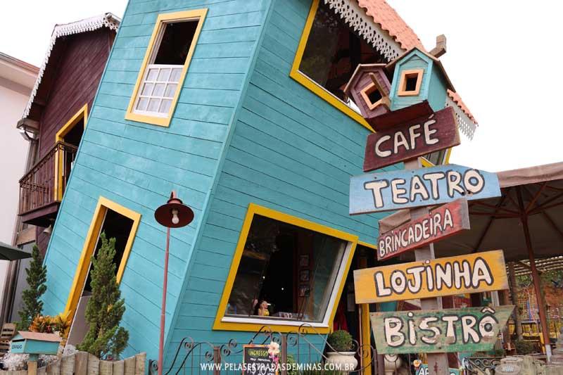 Casa Torta em Bichinho - Dica de Turismo em Tiradentes e Prados - MG